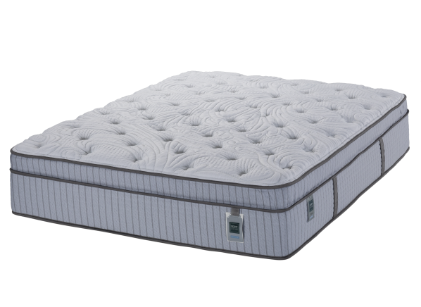 Restonic Scott Living by Restonic Cascade Eurotop mattress