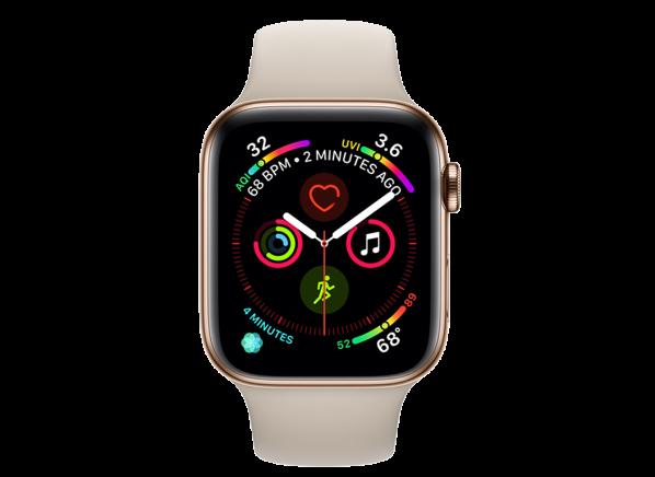 Apple Watch Series 4 (44mm) Aluminum case GPS + Cellular smartwatch