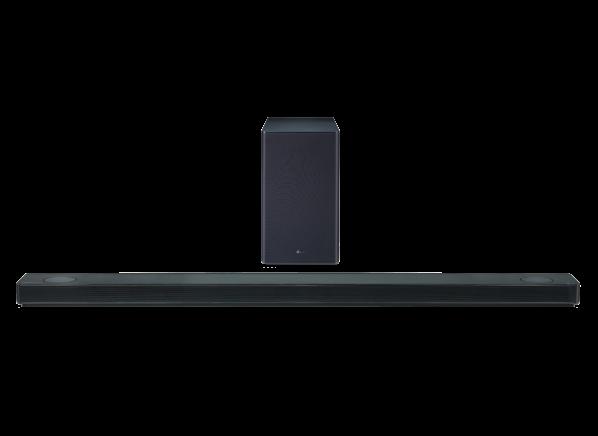 LG SK10Y sound bar - Consumer Reports