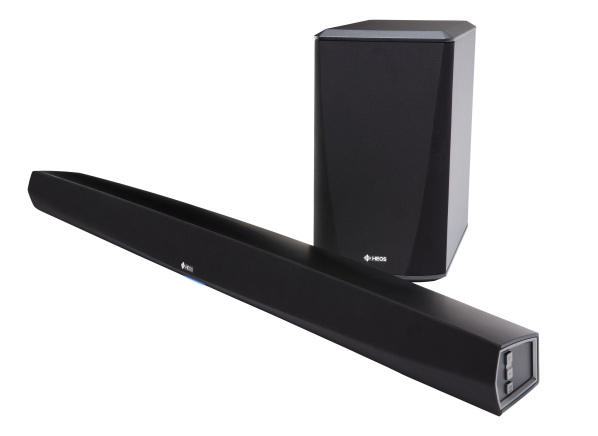 Denon Heos HomeCinema HS2 sound bar - Consumer Reports