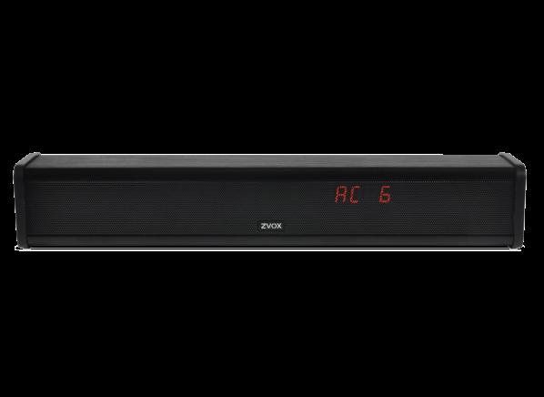 ZVOX Accuvoice AV203 TV Speaker sound bar