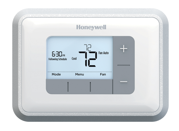 Honeywell RTH6360D thermostat