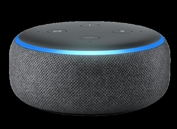 Amazon Echo Dot (3rd Generation) smart speaker