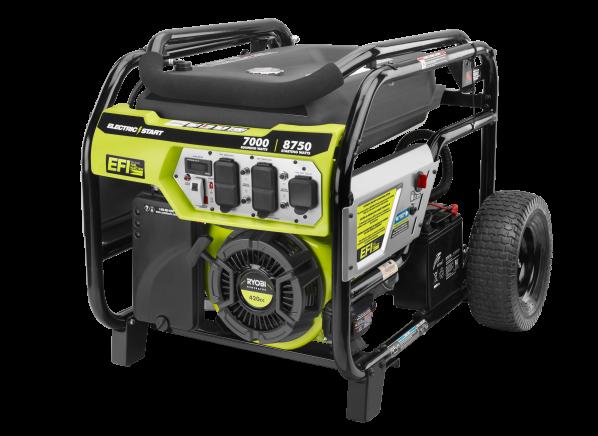 Ryobi RY907022F generator