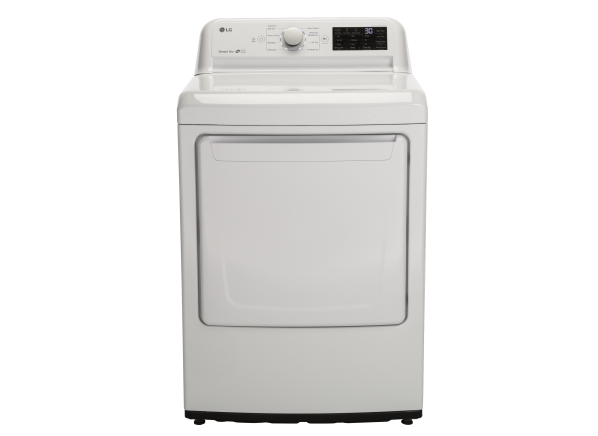 LG DLE7100W clothes dryer