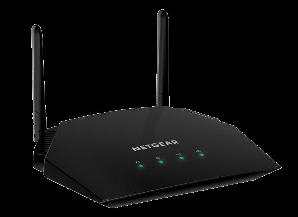 Netgear AC1600 (R6260) wireless router