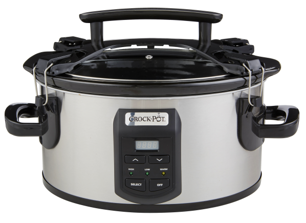 Crock-Pot Cook & Carry SCCPVS600ECP-S slow cooker