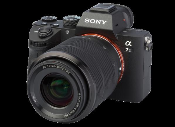 Sony Alpha A7 III w/ 28-70mm OSS camera