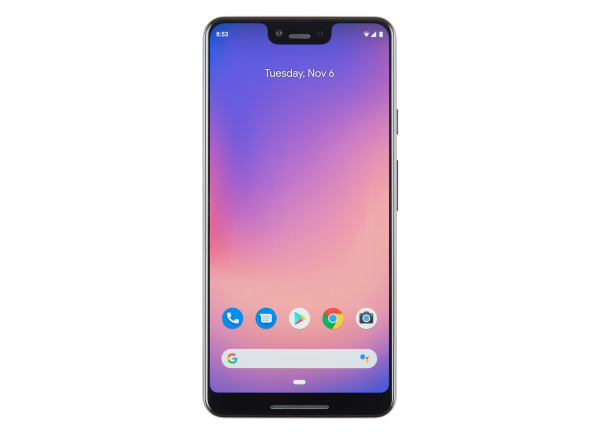 Google Pixel 3 XL smartphone