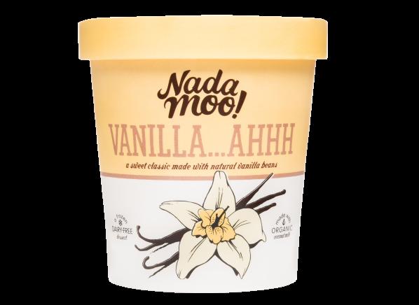 NadaMoo! Organic Dairy-Free Frozen Dessert Vanilla...Ahhh