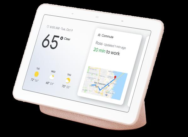 Google Home Hub smart speaker