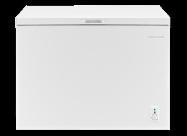 Amana AQC0902GRW freezer