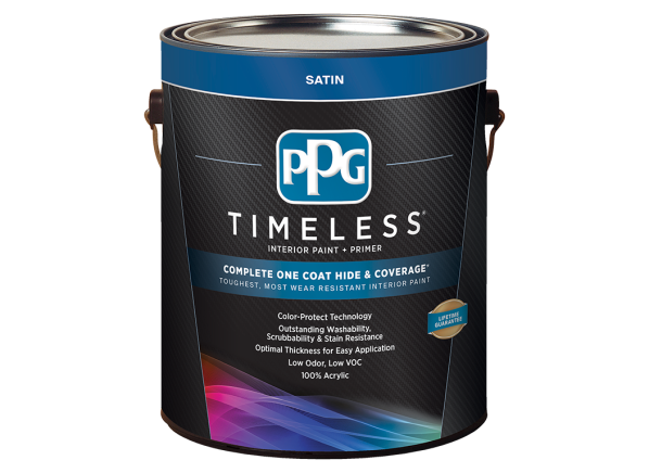 PPG Timeless Interior (Home Depot) paint