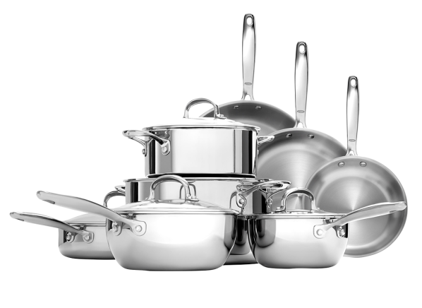 Oxo Stainless Steel Pro cookware