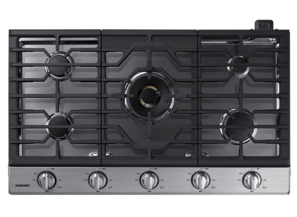 Samsung NA36N7755TS cooktop