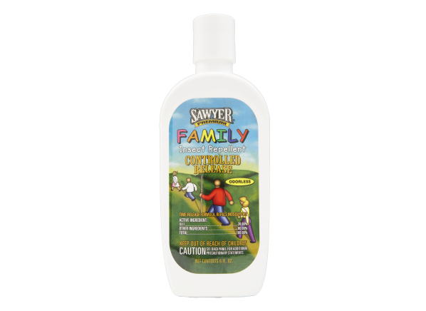 Sawyer Family Insect Repellent Controlled Release