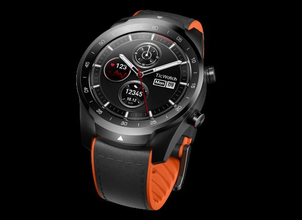 Mobvoi Ticwatch Pro smartwatch