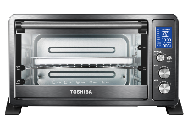 Toshiba Digital Convection AC25CEW-CHBS toaster oven