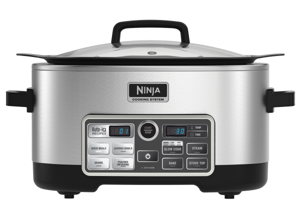 Ninja Cooking System with Auto-iQ CS960 multi-cooker