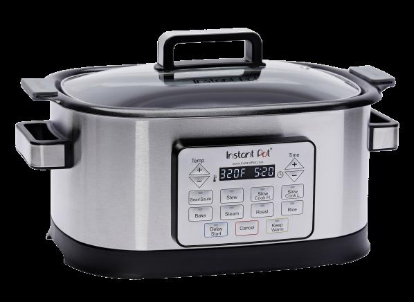 Instant Pot Gem 6 Qt 8-in-1 Programmable GEM65 V2 multi-cooker