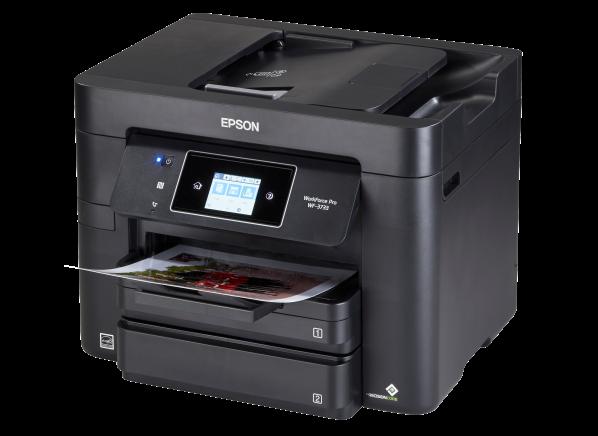 Epson Workforce Pro WF-3733 printer - Consumer Reports