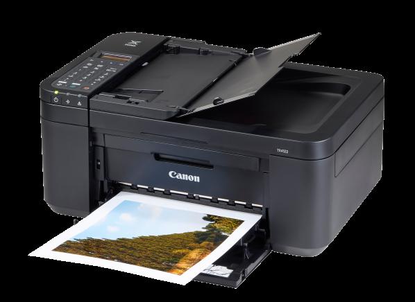 Canon Pixma TR4522 printer - Consumer Reports