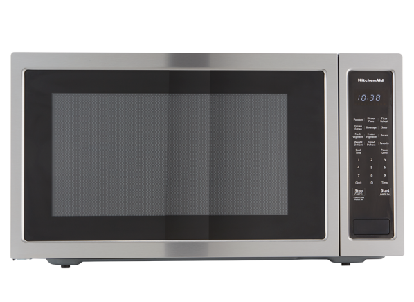 KitchenAid KMCS3022GSS microwave oven
