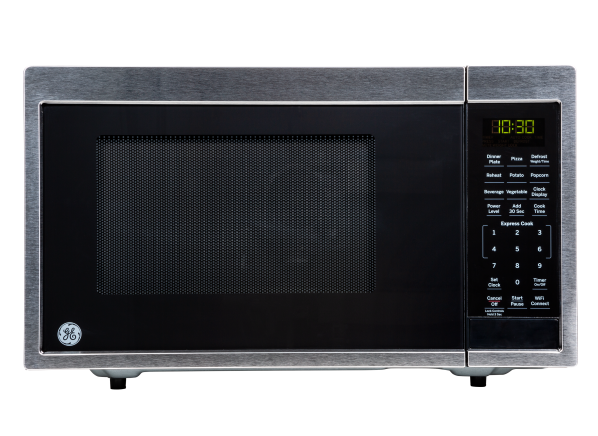 GE JES1097SMSS Smart microwave oven
