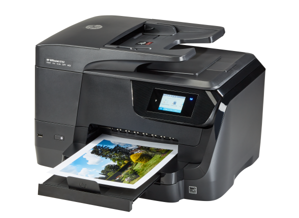 HP Officejet 8702 AiO printer