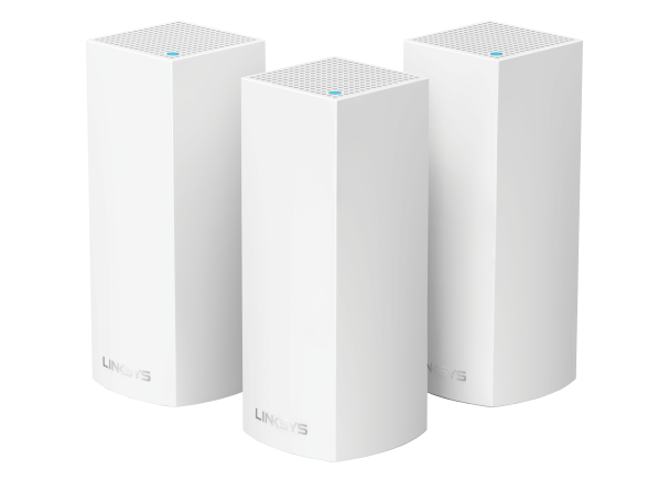 Linksys Velop AC6600 (3-pack) wireless router