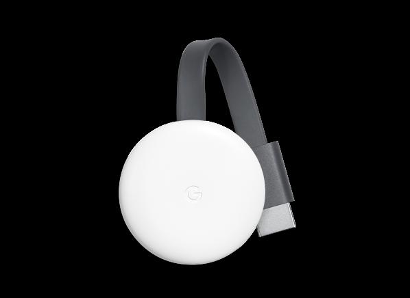 Google Chromecast (3rd generation) streaming media device