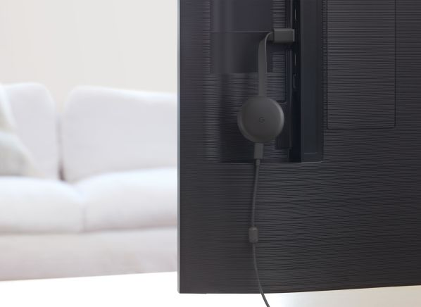 Google Chromecast 3rd Generation Streaming Media Device