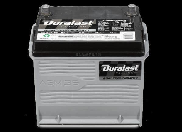 Duralast Platinum 35 AGM car battery