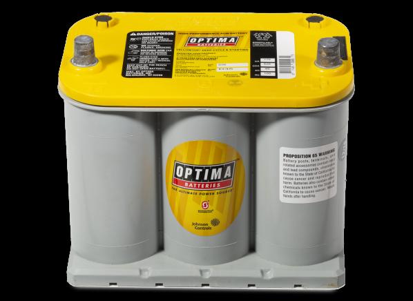 Optima D35 Car Battery Consumer Reports