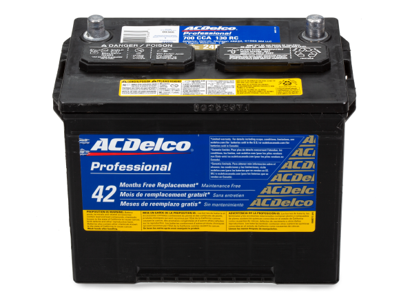 ACDelco 24 PG car battery
