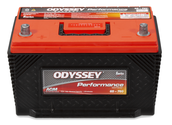 Odyssey Performance Series 65 760 Car Battery Consumer Reports