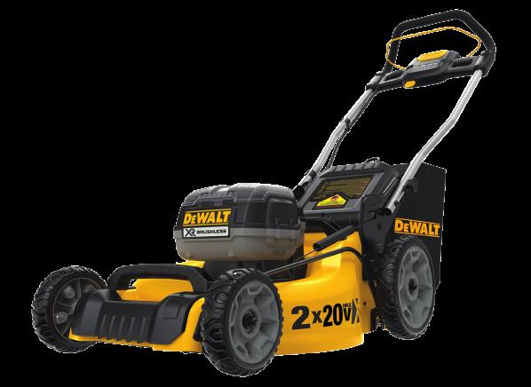 DeWalt DCMW220P2 battery mower