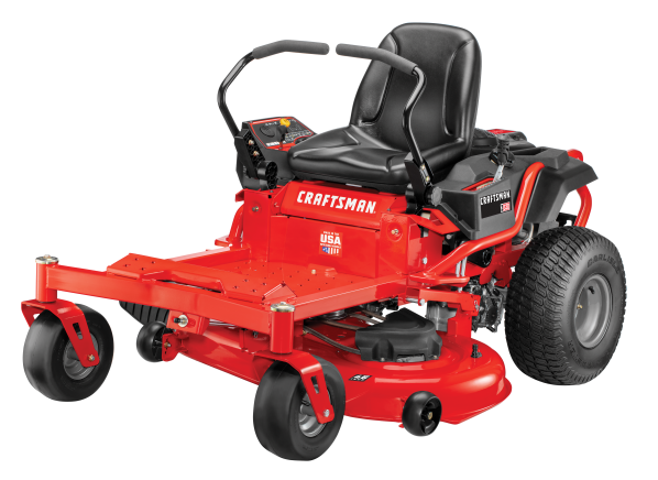 Craftsman Z530 riding lawn mower & tractor
