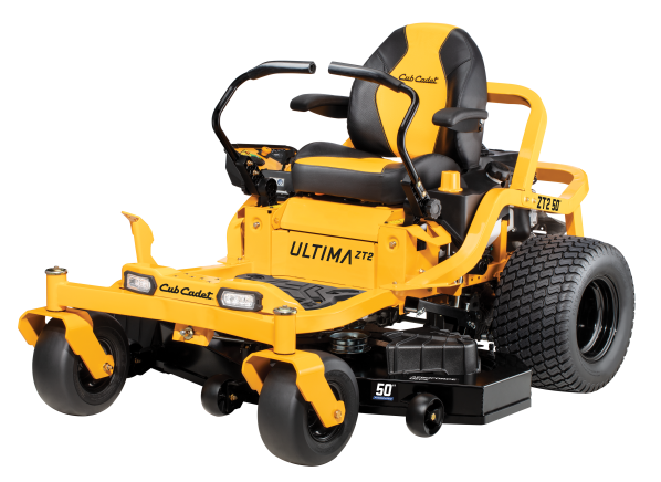 Cub Cadet Ultima ZT2-50 riding lawn mower & tractor
