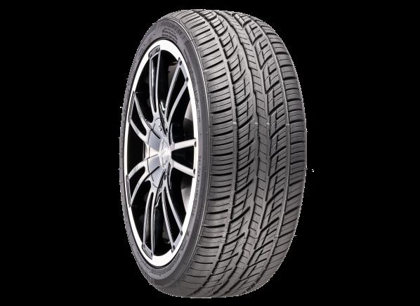 Uniroyal Tiger Paw GTZ A/S 2 tire