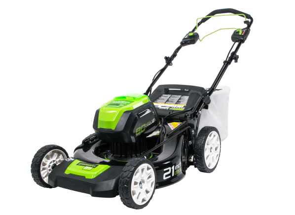 GreenWorks MO80L510 battery mower