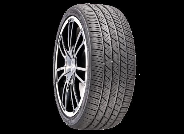 Atlas Tire Force UHP High Performance All-Season Radial Tire-255//30R20 92W XL