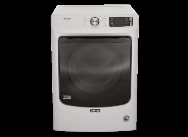 Maytag MED6630HW clothes dryer