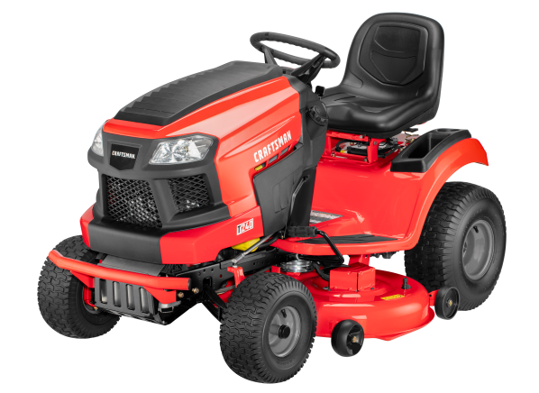 Lawn Mower Tractor >> Craftsman T240 Riding Lawn Mower Tractor Consumer Reports