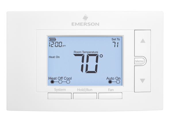 emerson premium up310 thermostat consumer reports. Black Bedroom Furniture Sets. Home Design Ideas