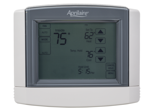 Aprilaire 8600 thermostat