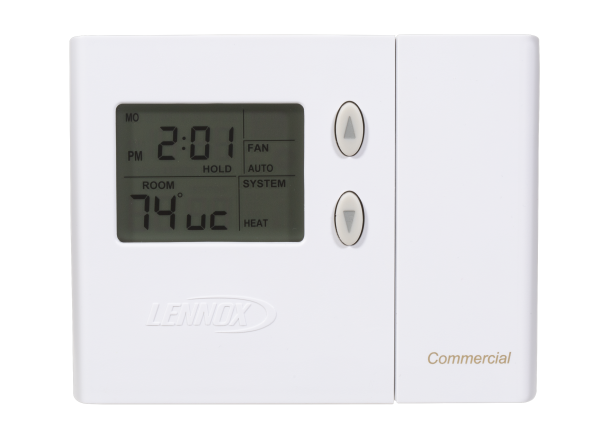 Lennox ComfortSense 3000 Series thermostat