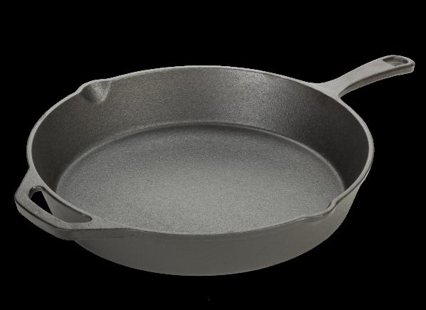 Home-Complete Preseasoned Skillet Cast Iron cookware