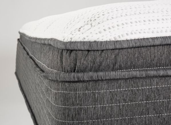 Beautyrest Mattress Reviews Consumer Reports >> Beautyrest Silver BRS900-TSS Luxury Pillowtop Medium mattress - Consumer Reports