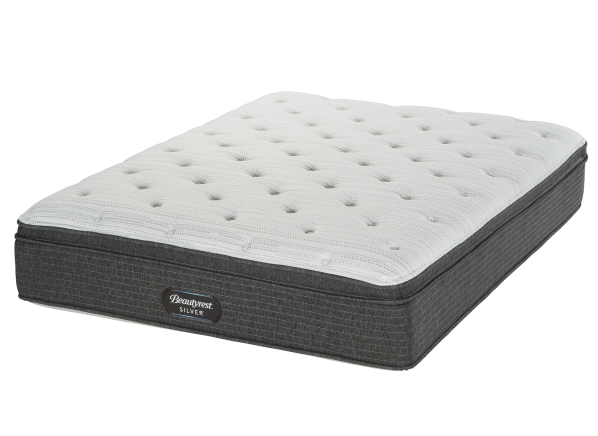 Beautyrest Silver BRS900-TSS Luxury Pillowtop Medium mattress